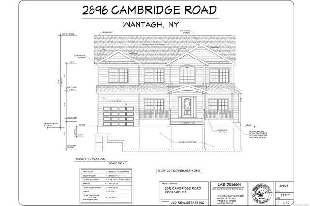 2896 Cambridge Road, Wantagh, NY 11793 (MLS #3322856) :: Shalini Schetty Team