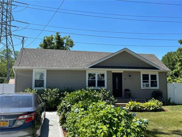 74 King Road, Rocky Point, NY 11778 (MLS #3323076) :: Mark Seiden Real Estate Team