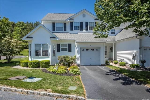 37 Brookville Way #37, Manorville, NY 11949 (MLS #3323078) :: Mark Seiden Real Estate Team