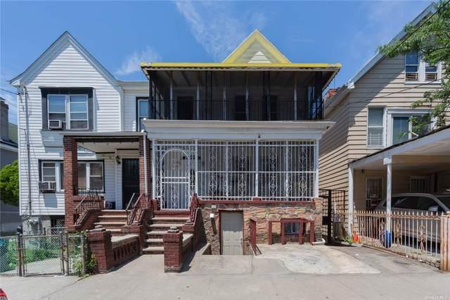 45 Crosby Avenue, Cypress Hills, NY 11207 (MLS #3323128) :: The Home Team