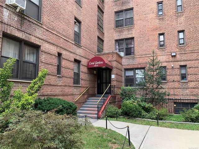 144-07 Sanford Avenue 6F, Flushing, NY 11355 (MLS #3323147) :: Shalini Schetty Team