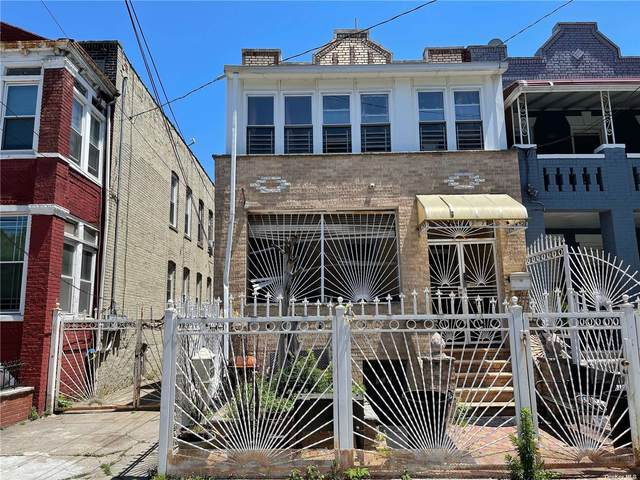 907 Thomas S Boyland Street, Brownsville, NY 11212 (MLS #3323370) :: RE/MAX RoNIN