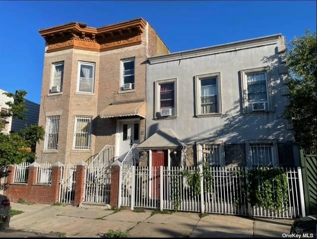 1023-1025 Willoughby Avenue, Bushwick, NY 11221 (MLS #3323441) :: RE/MAX RoNIN