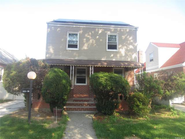 120-19 223rd Street, Cambria Heights, NY 11411 (MLS #3323570) :: The McGovern Caplicki Team