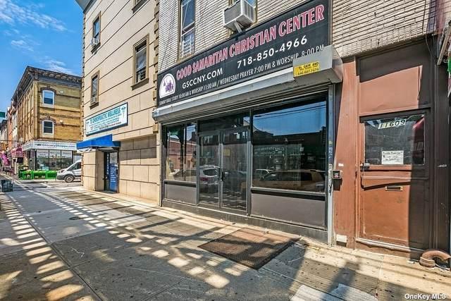 116-09 Jamaica Avenue, Richmond Hill, NY 11418 (MLS #3323600) :: The McGovern Caplicki Team