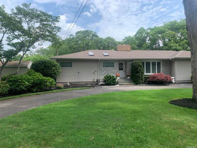 151 Riverside Avenue, Mastic Beach, NY 11951 (MLS #3323735) :: Kendall Group Real Estate   Keller Williams