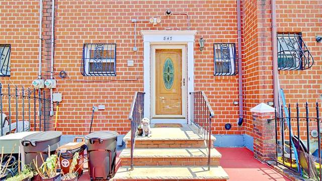 847 Mother Gaston Boulevard, Brownsville, NY 11212 (MLS #3323907) :: Nicole Burke, MBA | Charles Rutenberg Realty