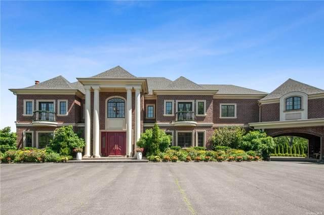 16 Evergreen Way, Old Brookville, NY 11545 (MLS #3325148) :: Goldstar Premier Properties
