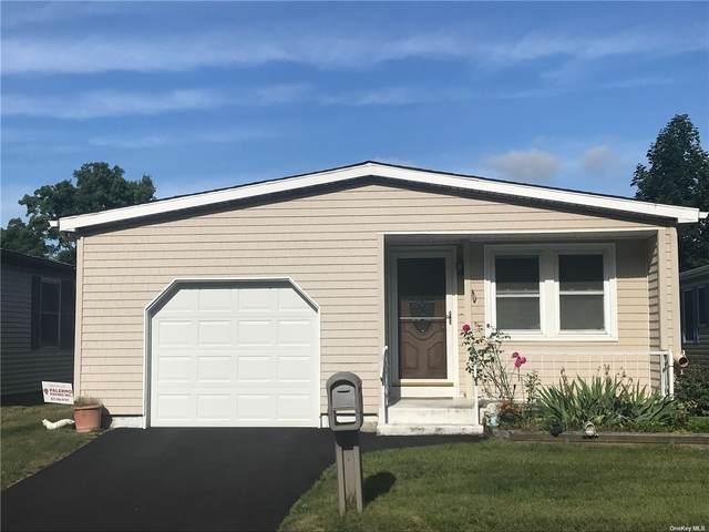 136 W Village Circle #136, Manorville, NY 11949 (MLS #3325166) :: Goldstar Premier Properties