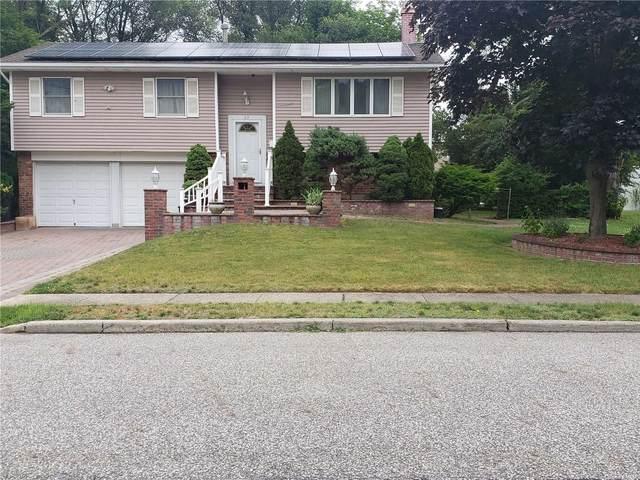 23 Hampshire Drive, Wheatley Heights, NY 11798 (MLS #3325567) :: Nicole Burke, MBA | Charles Rutenberg Realty