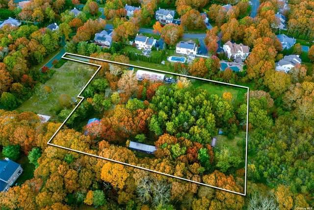 10 Hollow Lane, Westhampton, NY 11977 (MLS #3326453) :: McAteer & Will Estates | Keller Williams Real Estate