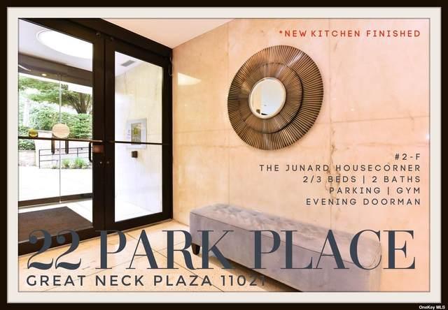 22 Park Place 2-F, Great Neck, NY 11021 (MLS #3326965) :: Carollo Real Estate