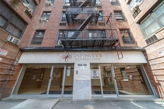 132-35 Sanford Avenue 3L, Flushing, NY 11355 (MLS #3328964) :: Frank Schiavone with Douglas Elliman