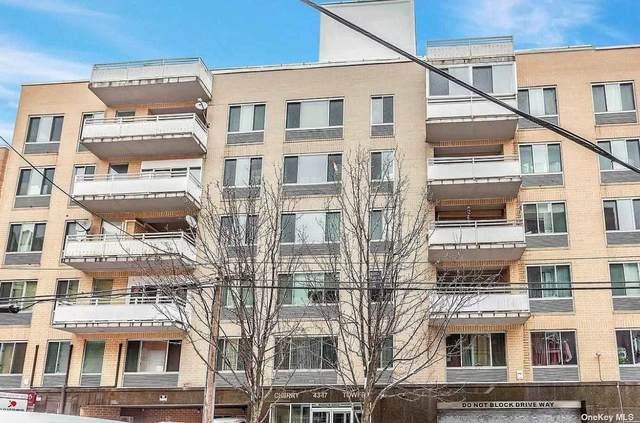 43-17 Union Street 4E, Flushing, NY 11355 (MLS #3330685) :: Goldstar Premier Properties