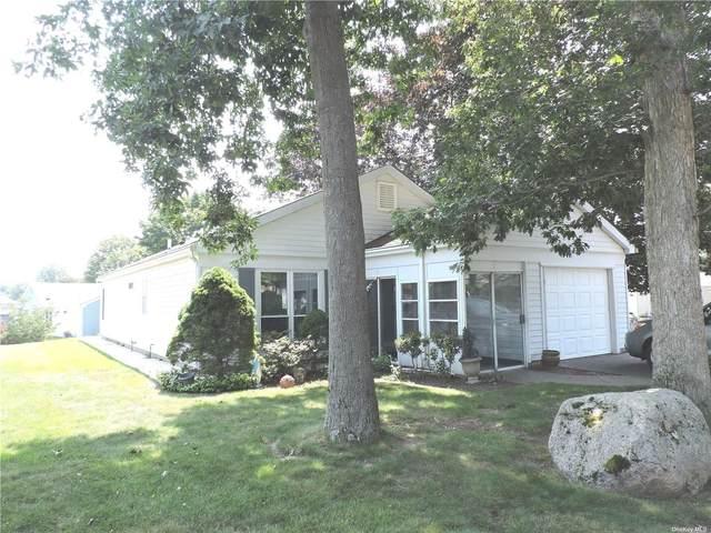 451 Summerwood Court #451, Ridge, NY 11961 (MLS #3330784) :: RE/MAX RoNIN