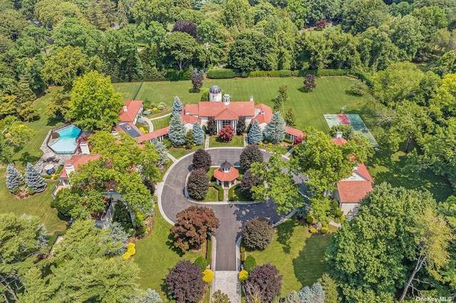 15 Tennis Court Road, Oyster Bay Cove, NY 11771 (MLS #3331293) :: Keller Williams Points North - Team Galligan