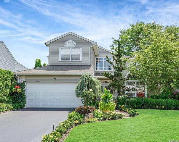 136 Windwatch Drive, Hauppauge, NY 11788 (MLS #3331384) :: Goldstar Premier Properties