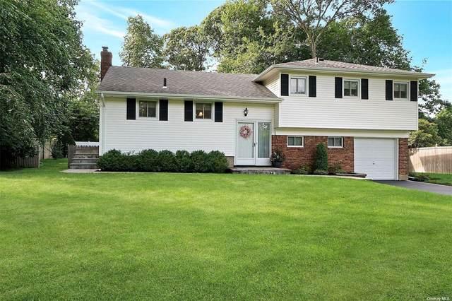 18 Gull Drive, Hauppauge, NY 11788 (MLS #3332068) :: Corcoran Baer & McIntosh
