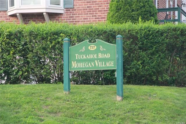737 Tuckahoe Road #25, Yonkers, NY 10710 (MLS #3332116) :: Laurie Savino Realtor