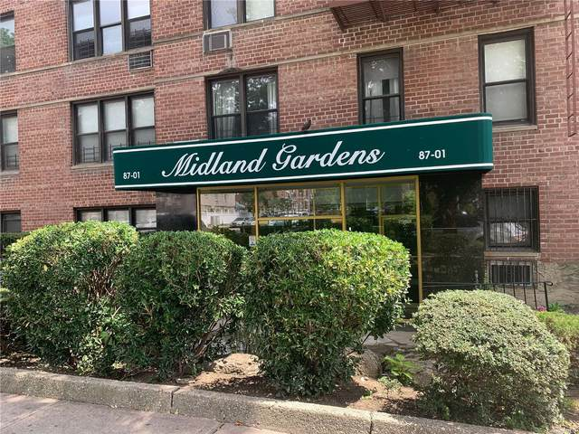 87-01 Midland Parkway 7A, Jamaica Estates, NY 11432 (MLS #3332246) :: Laurie Savino Realtor