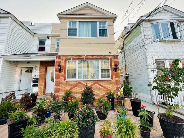 111-12 106th Street, Ozone Park, NY 11417 (MLS #3333532) :: Goldstar Premier Properties