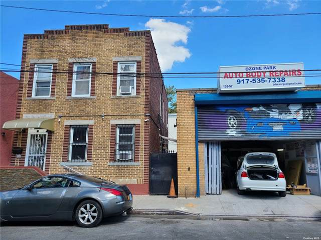 103-55 100th Street, Ozone Park, NY 11417 (MLS #3334059) :: Goldstar Premier Properties