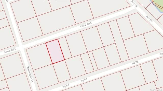 V/L E Cedar Road, Mastic Beach, NY 11951 (MLS #3334178) :: Mark Seiden Real Estate Team