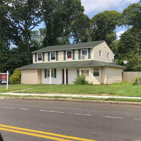 41 College Road, Selden, NY 11784 (MLS #3334186) :: Mark Seiden Real Estate Team