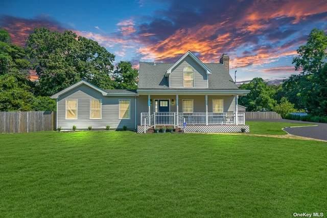 189 Granny Road, Farmingville, NY 11738 (MLS #3334206) :: Mark Seiden Real Estate Team