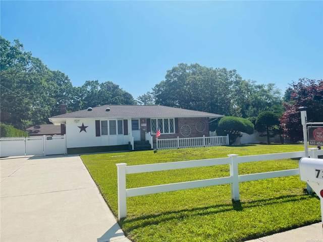 731 Ocean Avenue, Bohemia, NY 11716 (MLS #3334305) :: Cronin & Company Real Estate