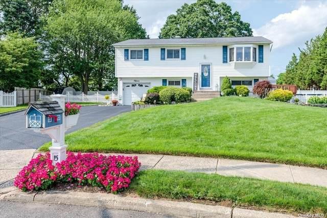 15 Lou, Holbrook, NY 11741 (MLS #3334308) :: Cronin & Company Real Estate