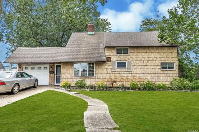 8 Whisper Lane NW, Wantagh, NY 11793 (MLS #3334428) :: Cronin & Company Real Estate