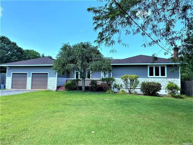 245 Sunrise Service Road N, Manorville, NY 11949 (MLS #3334457) :: Goldstar Premier Properties