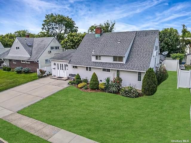 50 Walnut Lane, Hicksville, NY 11801 (MLS #3334463) :: Cronin & Company Real Estate