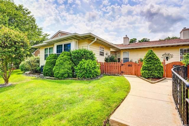 160 Theodore Drive #160, Coram, NY 11727 (MLS #3334472) :: Cronin & Company Real Estate
