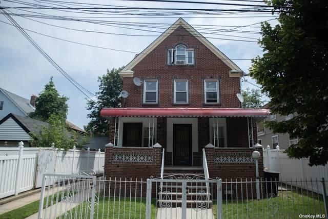 140-11 180th Street, Jamaica, NY 11434 (MLS #3334546) :: RE/MAX RoNIN