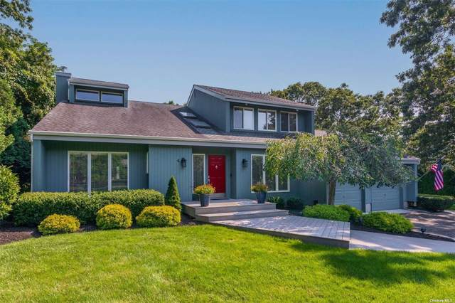 4 Chip Drive, Wading River, NY 11792 (MLS #3334553) :: Frank Schiavone with Douglas Elliman