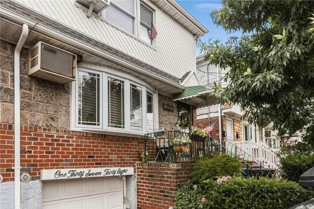137-38 Lafayette Street, Ozone Park, NY 11417 (MLS #3334627) :: Goldstar Premier Properties