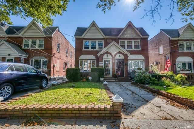 132-33 84th Street, Ozone Park, NY 11417 (MLS #3334906) :: Goldstar Premier Properties