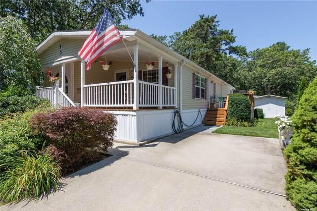 525/73 Riverleigh, Riverhead, NY 11901 (MLS #3334911) :: Signature Premier Properties