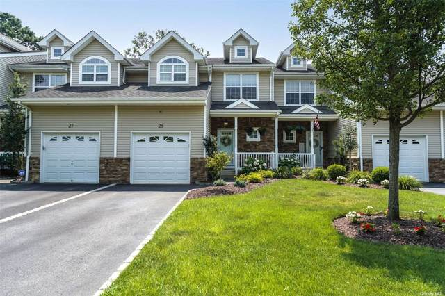 28 Terrace Lane #28, Patchogue, NY 11772 (MLS #3335112) :: Signature Premier Properties