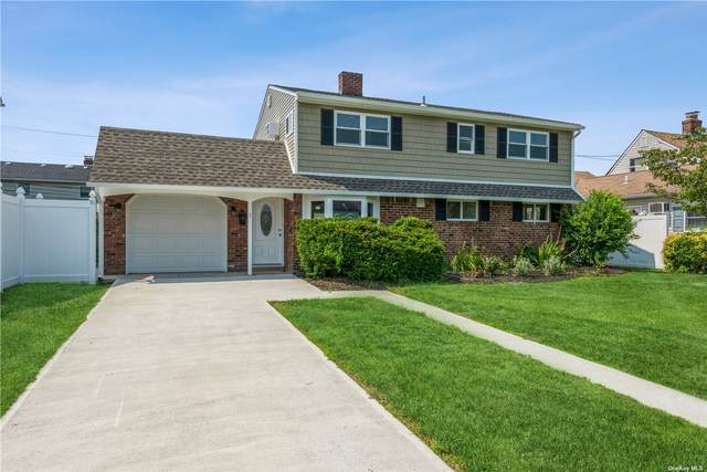 7 Target Lane, Levittown, NY 11756 (MLS #3335412) :: Goldstar Premier Properties