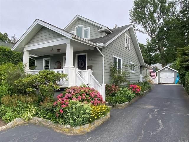64 Central Parkway, Huntington, NY 11743 (MLS #3335646) :: Signature Premier Properties