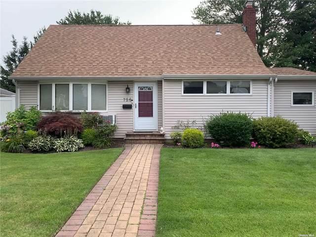 756 Preston Road, East Meadow, NY 11554 (MLS #3335651) :: Signature Premier Properties