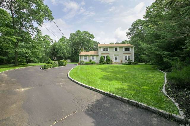 79 Barnes Road, Manorville, NY 11949 (MLS #3335664) :: Signature Premier Properties