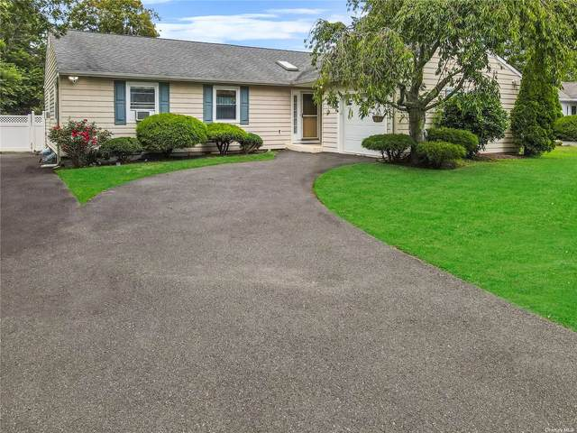 101 Camille Lane, E. Patchogue, NY 11772 (MLS #3335766) :: The Clement, Brooks & Safier Team