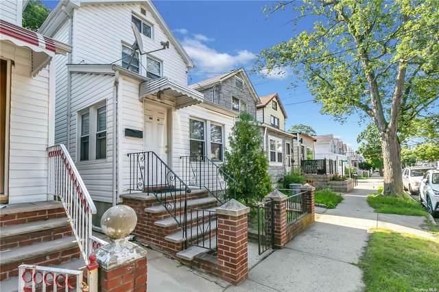 129-31 135 Place, S. Ozone Park, NY 11420 (MLS #3336321) :: Carollo Real Estate