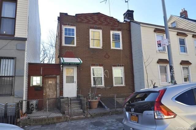302 Maujer Street, East Williamsburg, NY 11206 (MLS #3336429) :: Laurie Savino Realtor
