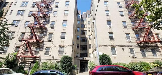 2191 Bolton Street 6H, Bronx, NY 10462 (MLS #3337371) :: Laurie Savino Realtor