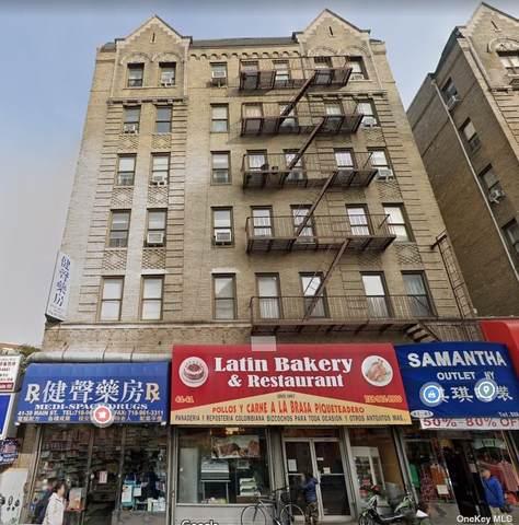 136-05 Sanford Avenue 5T, Flushing, NY 11355 (MLS #3341075) :: McAteer & Will Estates | Keller Williams Real Estate
